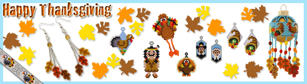 Thanksgiving Bead Patterns